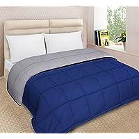 Urban Basics Ultra Soft Microfibre Reversible Comforter for Home & Bedroom