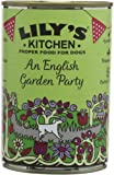 Lily's Kitchen An English Garden Party Complete Wet Food for Dogs 400g (Pack of 6)
