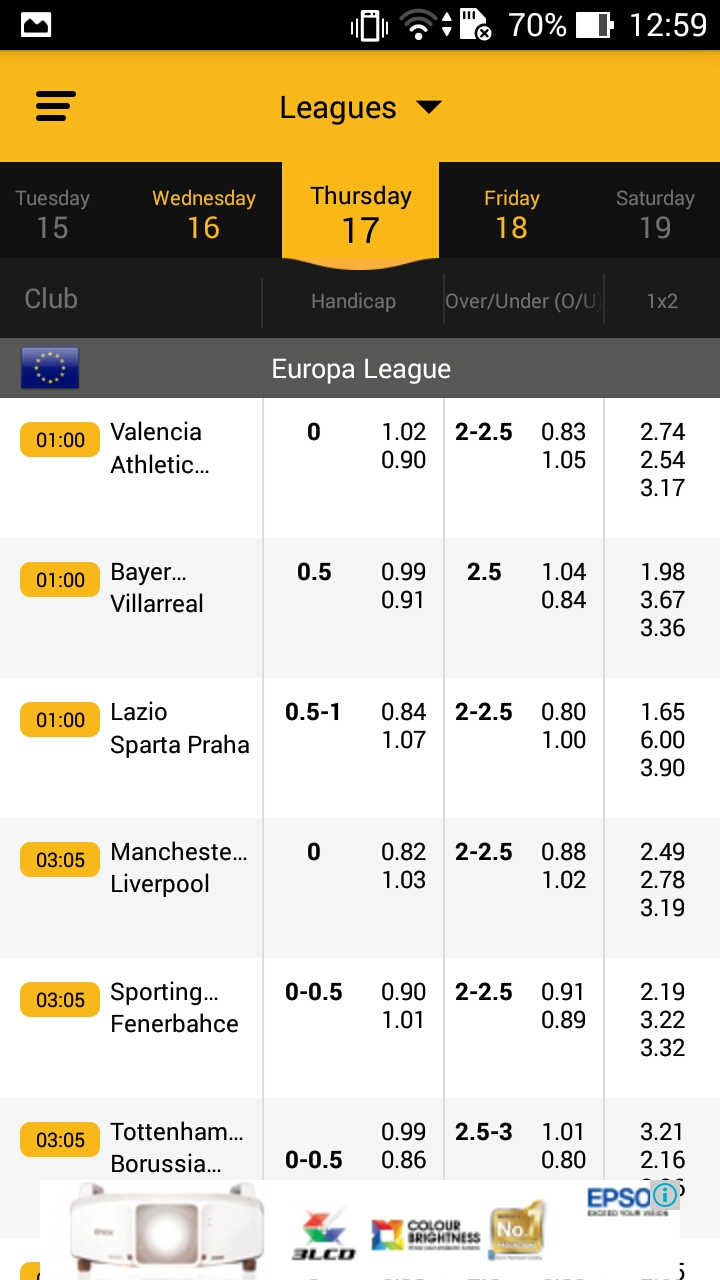 all football live scores today