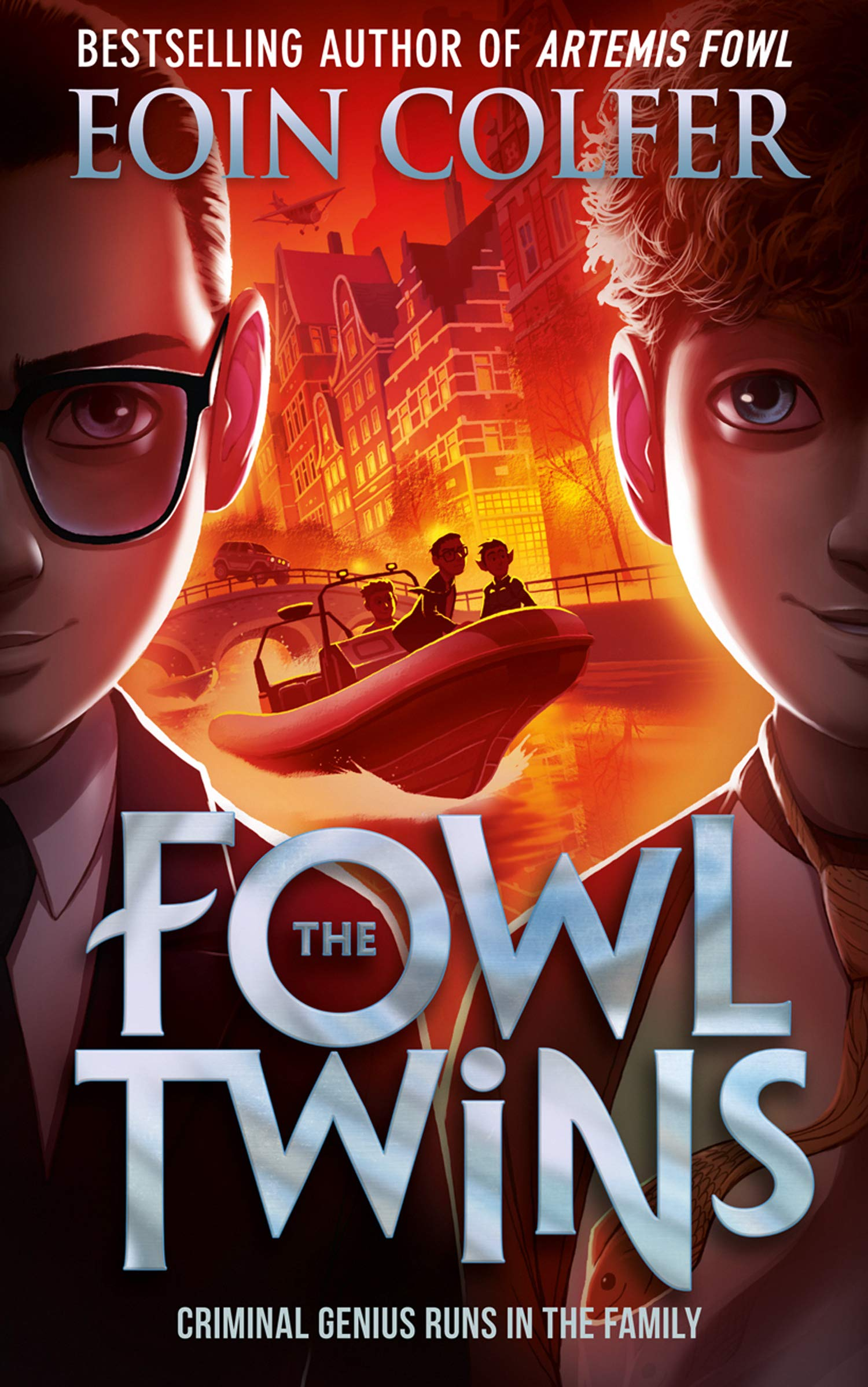 The Fowl Twins por Eoin Colfer