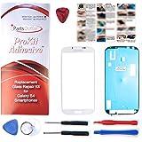 S4 ProKit adhesive repair kit for Samsung Galaxy S4 Replacement Screen Glass Lens repair Kit S4 IV i9500 s4 prokit adhesive (white Frost)
