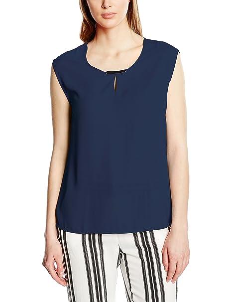 Broadway Fashion DIVINA - Blusa para mujer, color Azul (sailor blue 1602-598