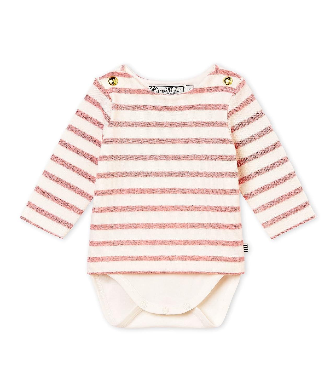 Petit Bateau Baby-Mädchen Langarmshirt 4435703