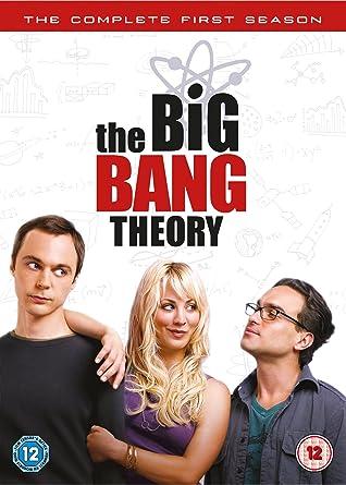 ba3780911b The Big Bang Theory - Season 1  DVD   2009   Amazon.co.uk  Johnny ...