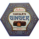 Sultans Chocolate Ginger, 200g
