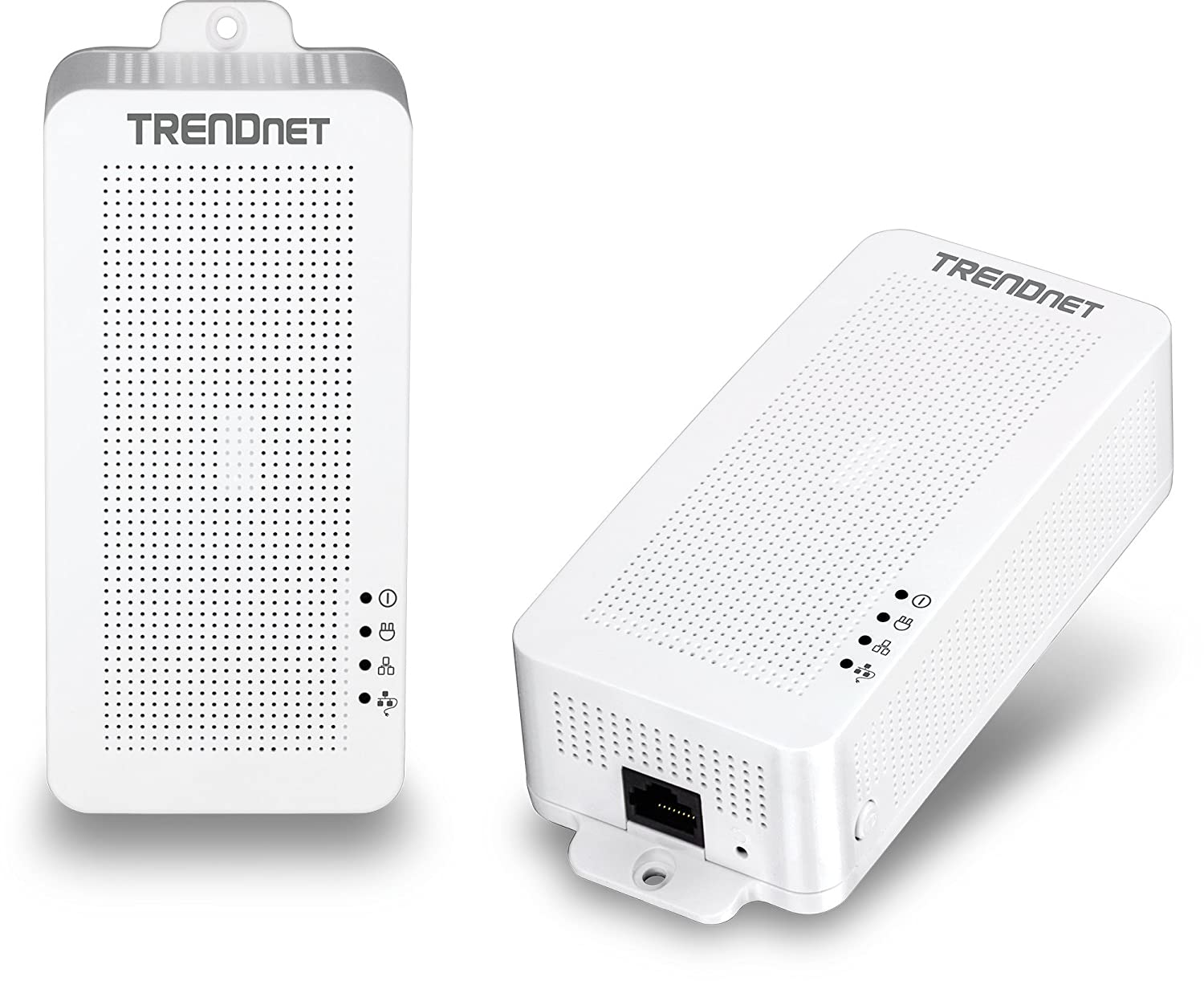 devices and PoE+ Range Up to 300m TPL-331EP 30W TRENDnet Powerline 200 AV PoE+ Adapter PoE+ Output Port Supports PoE 984 ft. 15.4W