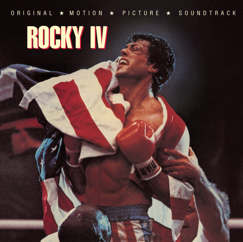 CD : Soundtrack - Rocky 4 (Bonus Track, Remastered)