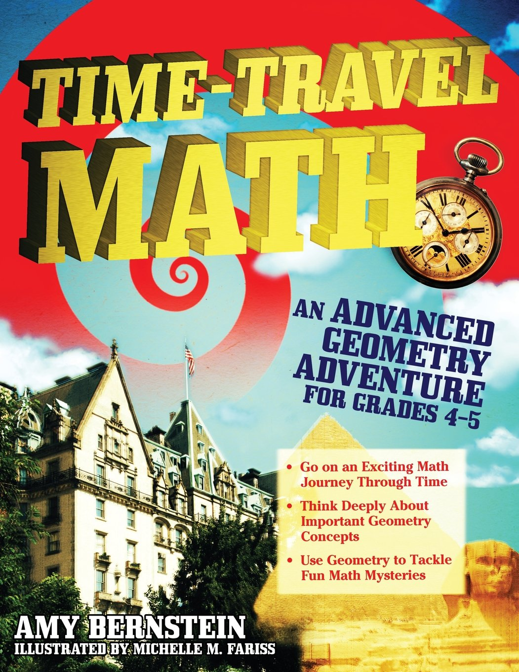 Amazon.com: Time-Travel Math: An Advanced Geometry Adventure for ...