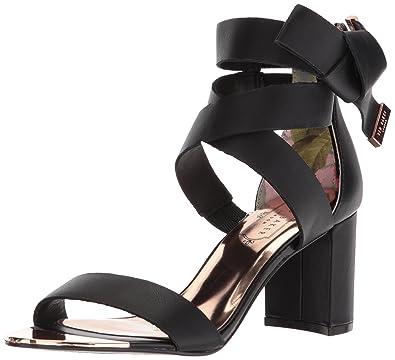 8894ecdac73667 Amazon.com  Ted Baker Women s Peyepa Sandal  Shoes