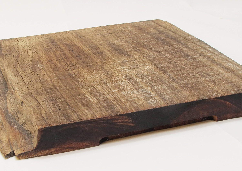 Tabla de cortar de madera de elondo, grande. Tabla para ...