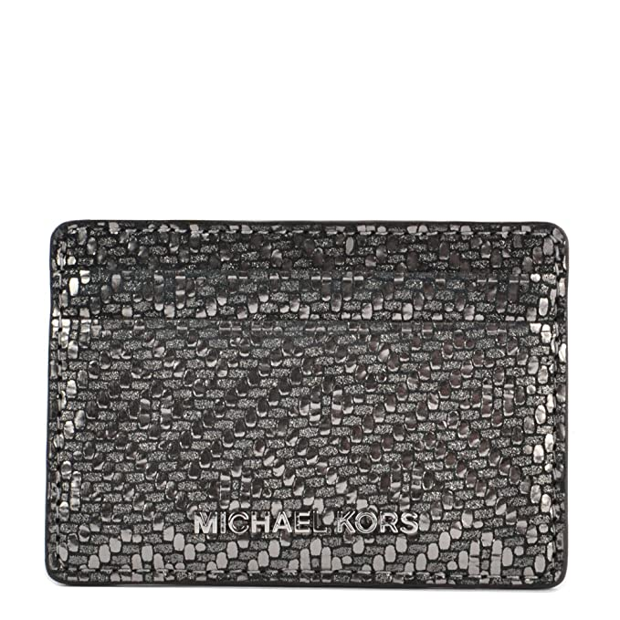MICHAEL by Michael Kors Money Pieces Cartera Plateado Mujer uni Plateado: Amazon.es: Ropa y accesorios