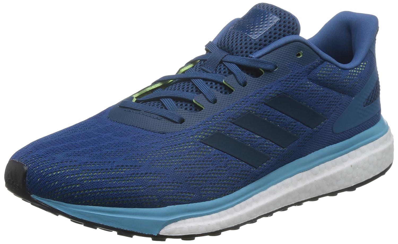 Adidas Response Lt M, Zapatillas de Running para Hombre 47 1/3 EU|Azul (Azunoc / Azunoc / Amasol)