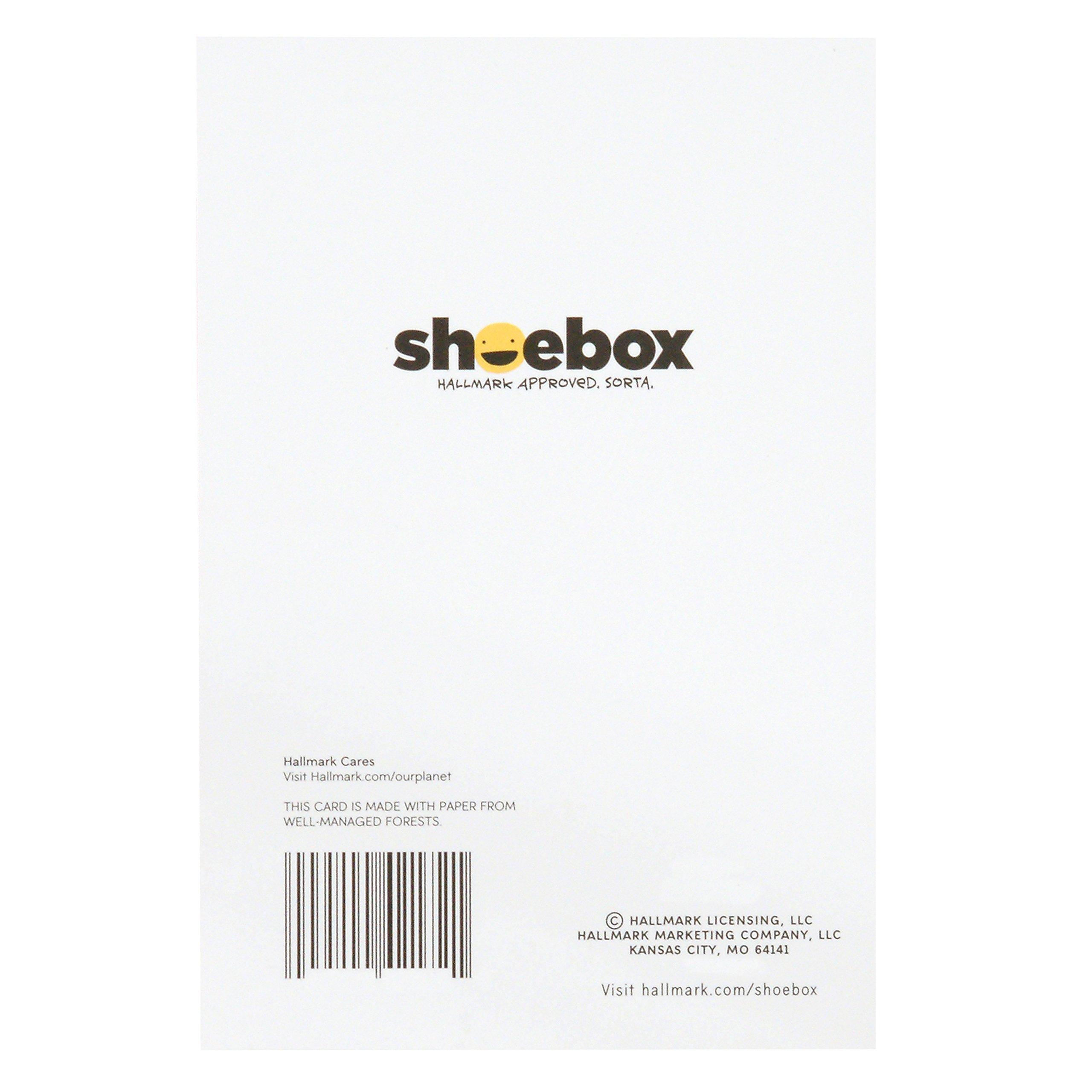 Hallmark Shoebox Funny Birthday Card for Her (Wine and Coffee) by Hallmark (Image #6)