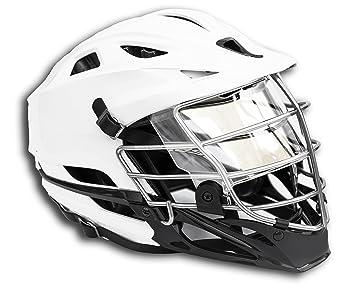 b0be5c5a EliteTek LAX Lacrosse Visor Eye Shield fits Cascade Helmets (Clear, Model  1), Protective Gear - Amazon Canada