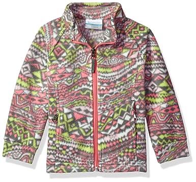0dfbbc34d Amazon.com  Columbia Girls Toddler Benton Springs Ii Printed Fleece ...