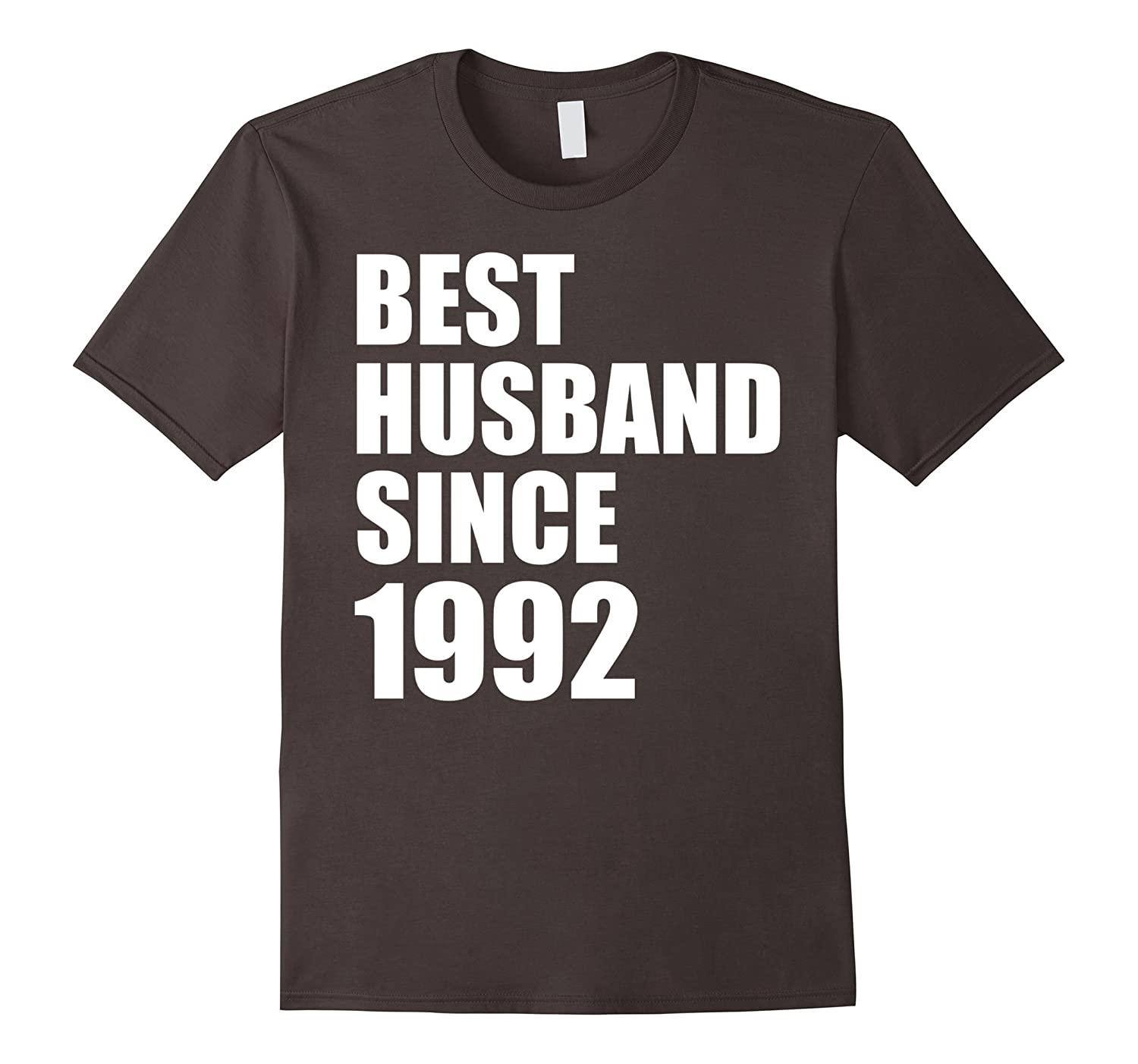 Best Husband Since 1992 T Shirt 25 26 Years Anniversary Pl