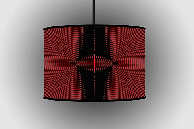 30cm spiral circle lampshade red black lampshade ceiling light shade 30cm spiral circle lampshade red black lampshade ceiling light shade floor lamp shade mozeypictures Image collections