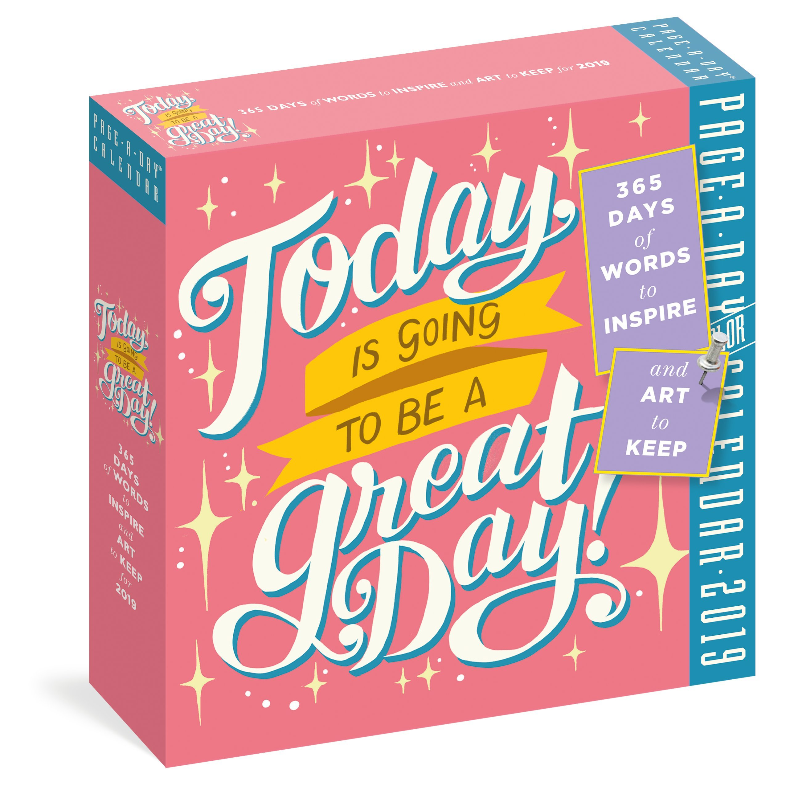 Today Is Going to Be a Great Day! Page-A-Day Calendar 2019 pdf epub