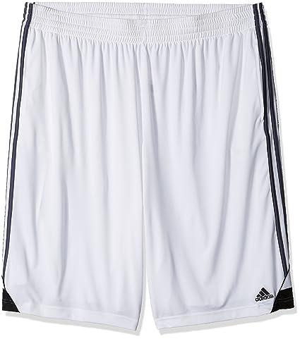fe5e3ff10b62 Amazon.com   adidas Men s Basketball Accelerate 3 Stripes Short ...