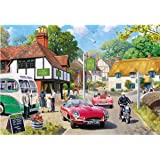 Gibsons Roadside Refreshment Jigsaw Puzzle, 1000 piece