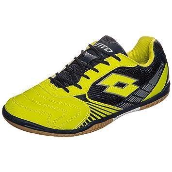 4ecbb639d Lotto Tacto II 500 Indoor Men's Football Boots, gelb / dunkelblau ...