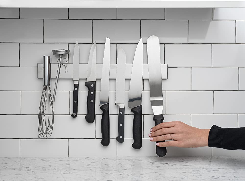 Modern Innovations Stainless Steel Magnetic Knife Bar Review
