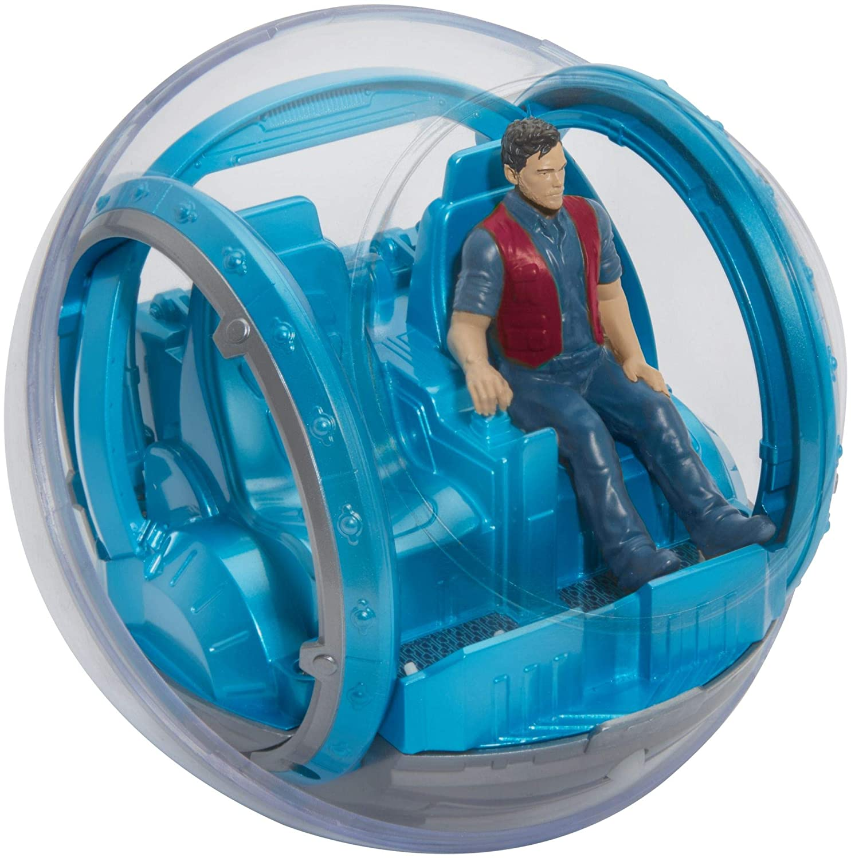 Jurassic World Gyrosphere RC Vehicle Mattel FNH11