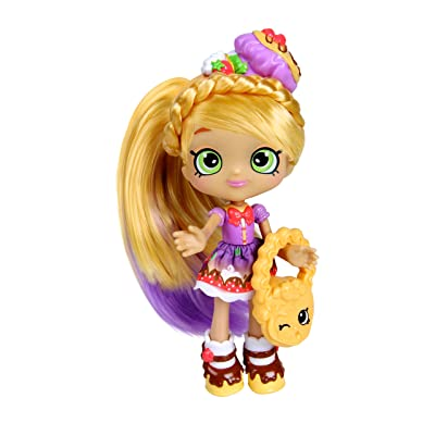 Shopkins Shoppies Pam Cake Doll: Toys & Games