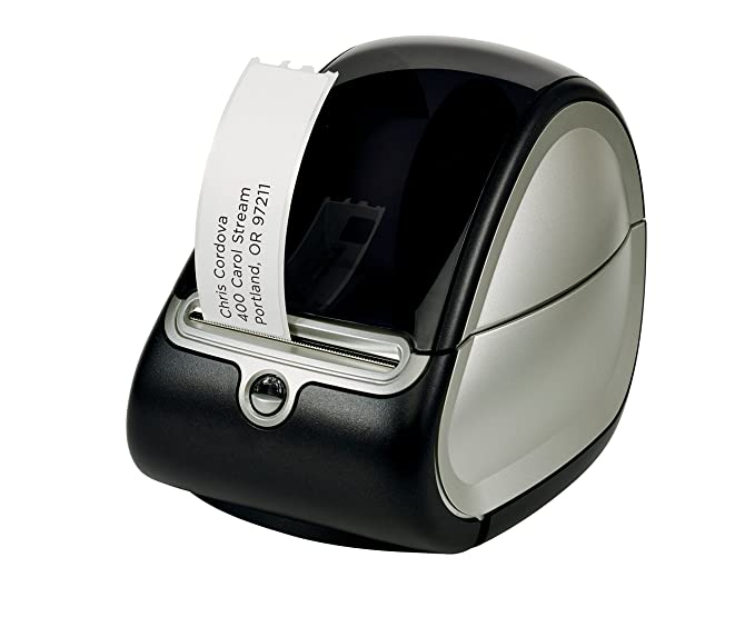 Popular Brand Dymo Labelwriter 4xl Thermal Label Printer Black Highly Polished Office Label Makers