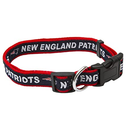 Amazon.com   Pets First NFL New England Patriots Pet Collar 3b8198032