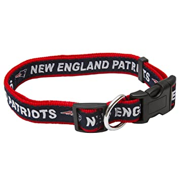 New England Patriots Breakaway Cat Collar