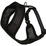 "Coastal Pet - Mesh Cat Harness, Neck: 8"" - 10"", Girth: 14"" - 16"", Black"