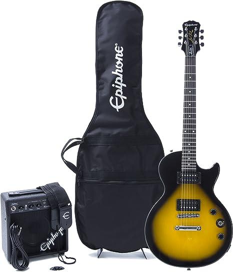 Epiphone PPEG-EGL1VSCH1-EU Guitarra: Amazon.es: Instrumentos musicales