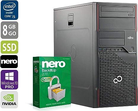AFB Social & Green it – Gaming PC Parent Fujitsu P910 | Intel Core ...
