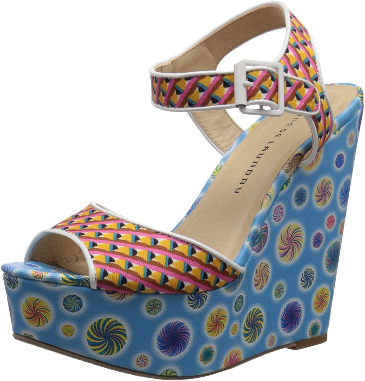Chinese Laundry Women's Jollypop Wedge Sandal