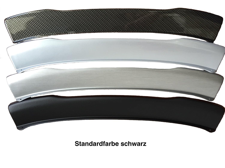 Aroba AR837 protection de pare-chocs arri/ère ABS plastiques couleur noir Rearguard
