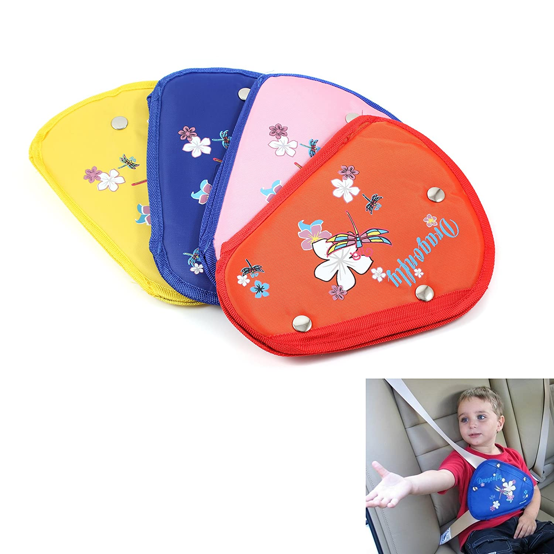 Baby Adjuster Cover Kids Children Belt Safety Harness Car Clip Seat Strap Pad