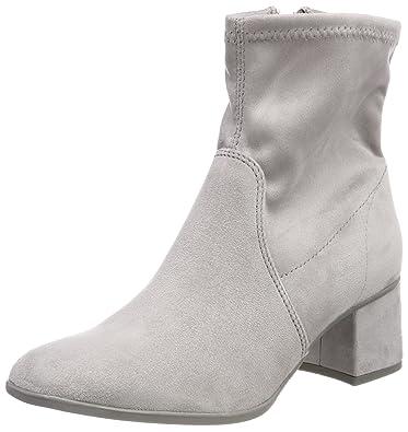 Tamaris Damen 25345 Stiefeletten, Grau (Grey), 39 EU  Amazon.de ... 78890c048f