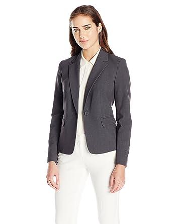 6bc799a3513 Nine West Women's Bi Stretch Jacket at Amazon Women's Clothing store:
