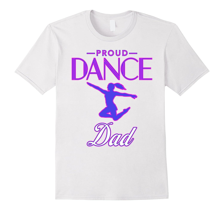 14061d4e Mens Proud Dance Dad T-Shirt-PL – Polozatee