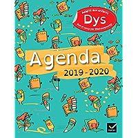 Agenda 2019-2020 adapté aux enfants DYS