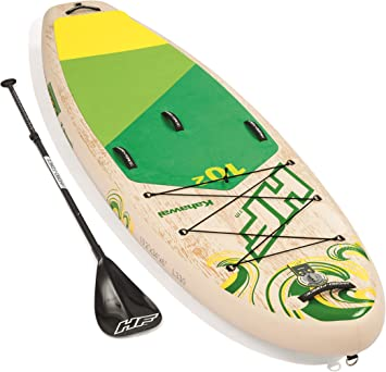 Amazon.com: Bestway Hydro-Force Kahawai Inflatable SUP Stand ...