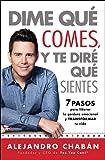 Dime qué comes y te diré qué sientes (Think Skinny, Feel Fit Spanish edition): 7 pasos para liberar la gordura emocional y transformar tu vida (Atria Espanol)