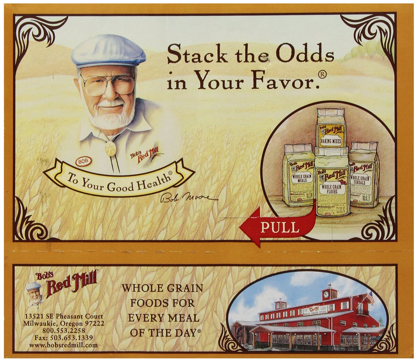 Bob's Red Mill Egg Replacer, 16-ounce (Pack of 4)