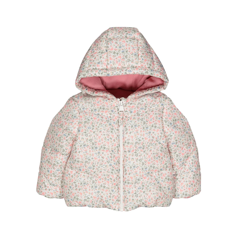 Mothercare White Padded Jacket, Blouson Bébé Fille QB404