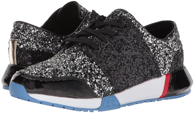 Kenneth Cole New York Women's Sumner Lace-up Jogger Sneaker B0794XZXLF 10 B(M) US|Black