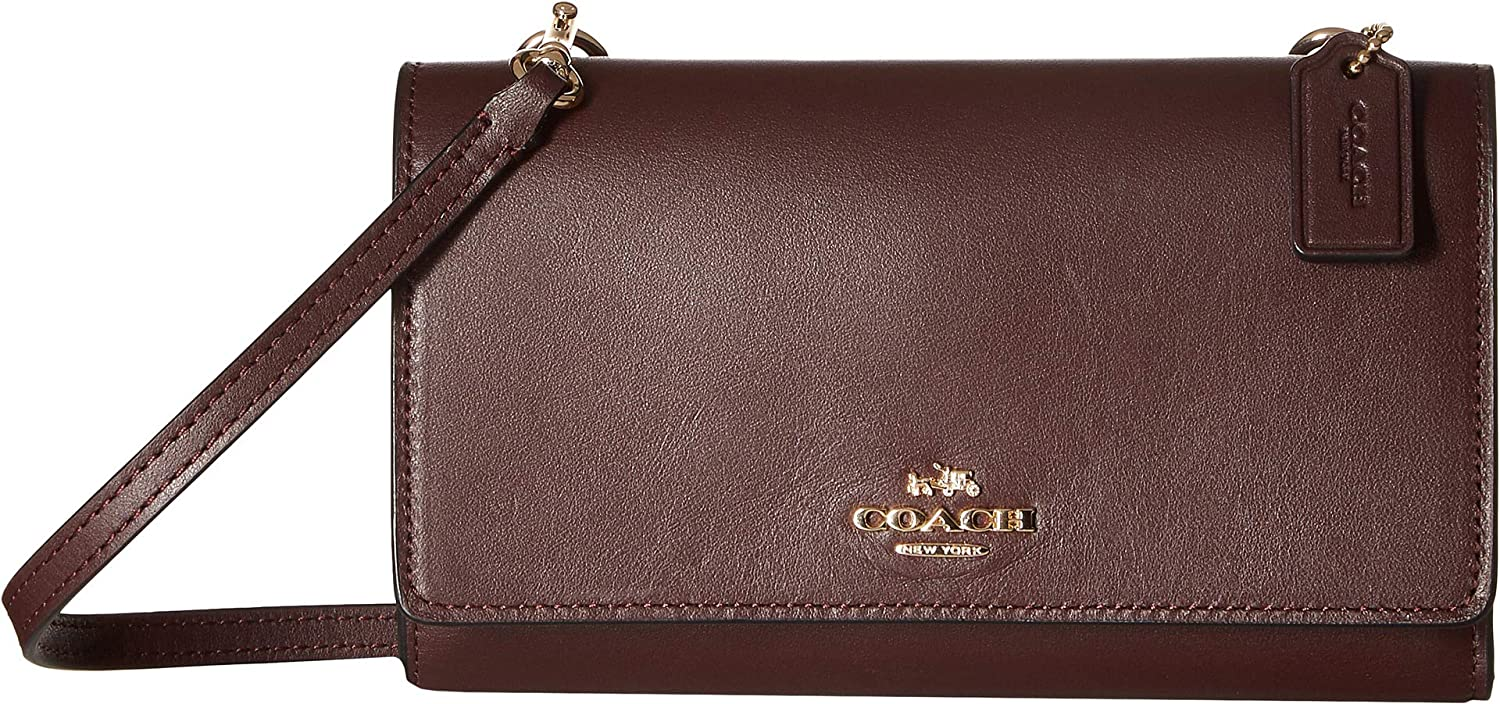 COACH Smooth Leather Phone...