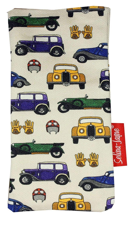 Selina-Jayne Vintage Cars Limited Edition Designer Soft Glasses Case