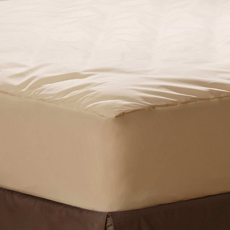 Amazon AllerEase Organic Cotton Cover Allergy Protection