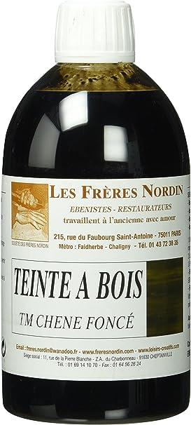 Les Frères Nordin 410553 - Tinte para madera, color roble ...
